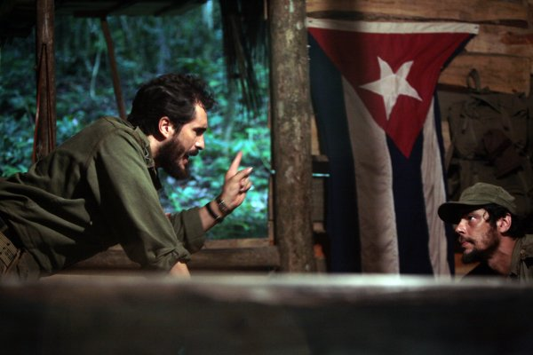 benicio del toro che guevara movie