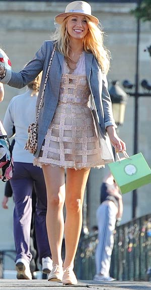 girls mini dress blake lively