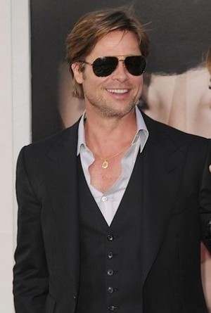 Tom Ford Suits for Men Brad Pitt