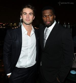 Chace Crawford Suit No Tie style