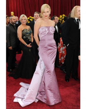 Best Red Carpet Dresses charlize theron