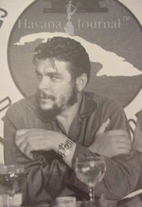 che guevara wearing rolex watch