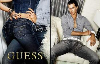 clint mauro guess mens jeans