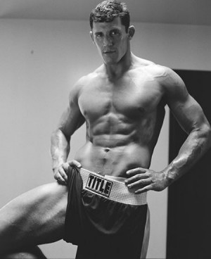 dustin dlouhy college football hunk