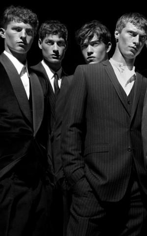 Dolce Gabbana Mens Suits