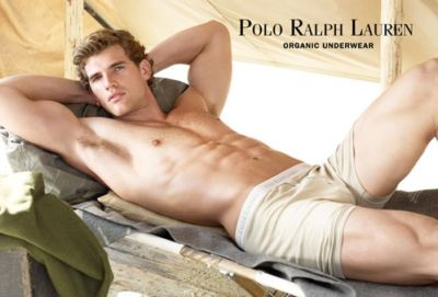 Organic Underwear for Men Doug Porter on Polo Ralph Lauren