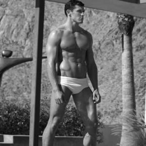 duke dlouhy underwear and shirtless photo