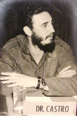 fidel castro rolex submariner watch