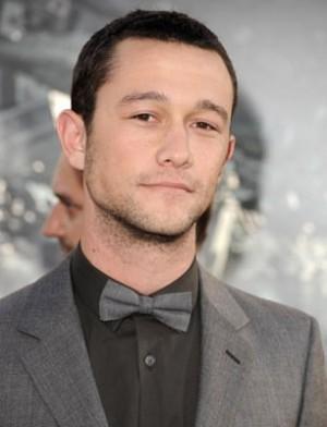 joseph gordon levitt fashion bow tie