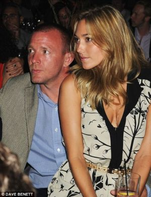 Guy Ritchie Jacqui Ainsley lovers