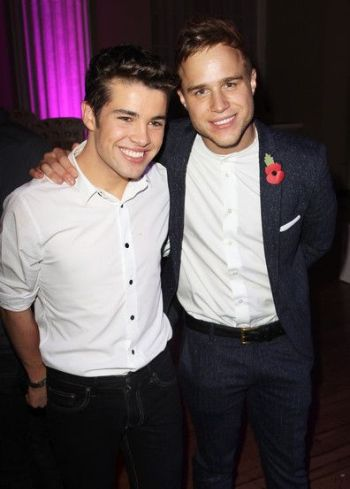 joe mcelderry boyfriend - olly murs