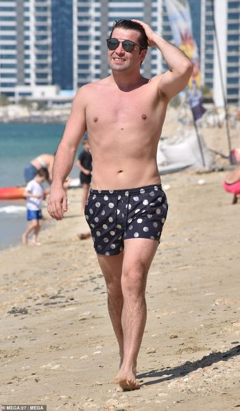 joe mcelderry shirtless body