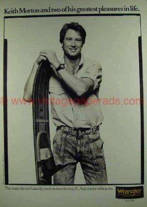 Vintage Mens Wrangler Jeans