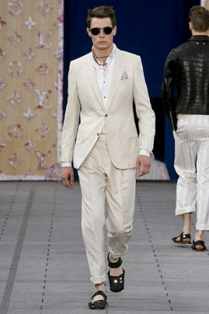 louis vuitton mens suits