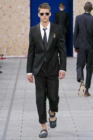 louis vuitton tuxedo suits for men for summer