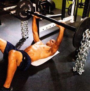 Miles Austin Shirtless workout