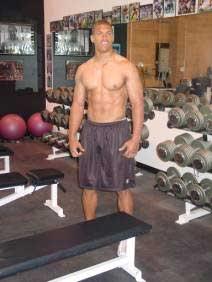 Miles Austin Shirtless