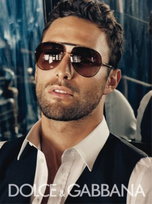 celebrity sunglasses for men dolce gabbana noah mills actor