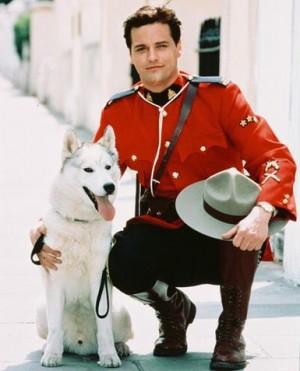 canadian mountie uniform