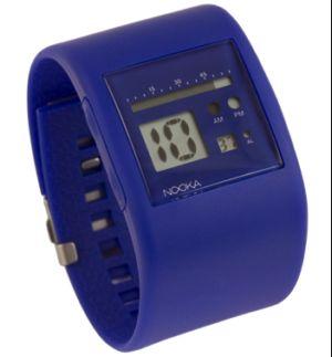 penn badgley style nooka wristwatch