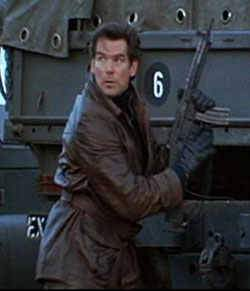 pierce brosnan leather jacket tomorrow never dies