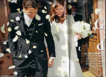 tom ford wedding suit - roger federer