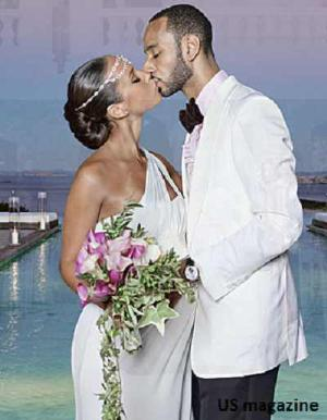 tom ford wedding suit - swizz beatz