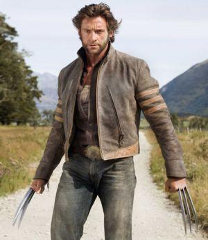 wolverine leather jacket