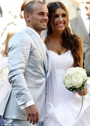 Yolanthe Cabau Wedding Dress
