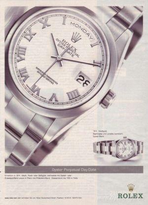 Vintage Rolex Watch President