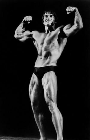 Arnold Schwarzenegger underwear