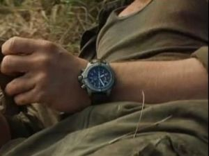 leonardo di caprio breitling danny archer chrono avenger in blood diamond