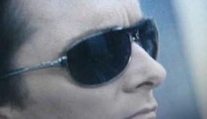 bruce wayne rayban sunglasses