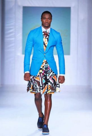 Men Who Wear Womens Dresses Designer Options Runway