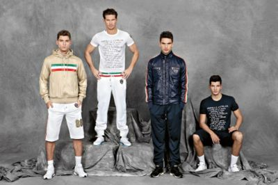 gym wear for men dolce gabbana