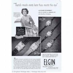 vintage ladies watches gladys swartthot