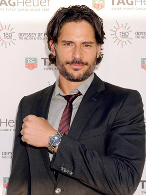 celebrities with tag heuer watches