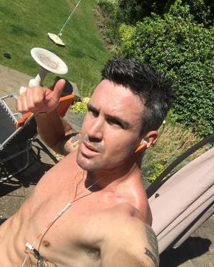Kevin Pietersen body