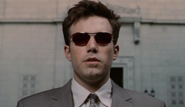 Ray-Ban Olympian sunglasses ben affleck