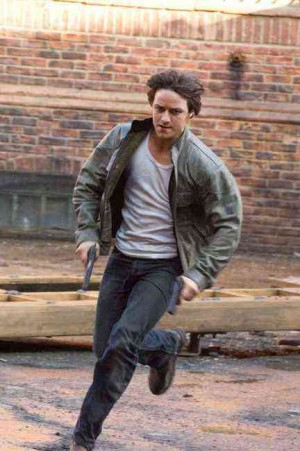 wanted leather jacket james mcavoy belstaff