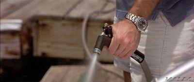 Celebrities Wearing Rolex Submariner Watch Matt Dillon Wild Things