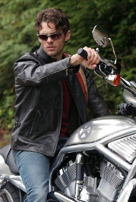James Marsden Leather Jacket
