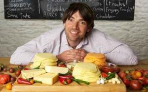alex james cheese