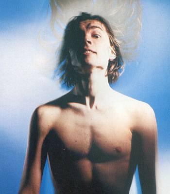 alex james shirtless blur bassist