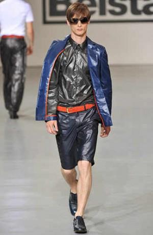 belstaff leather pants for men - spring summer