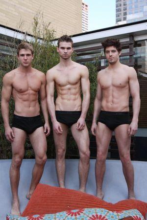 black underwear briefs 2xist