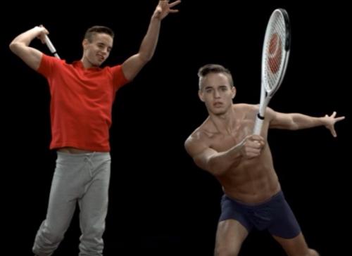 bjorn borg underwear male model for sporty men
