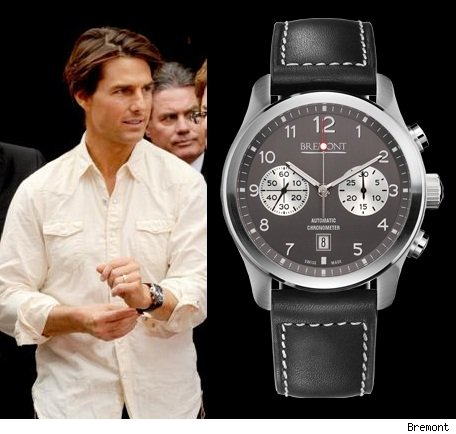 tom cruise bremont watch