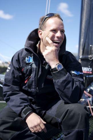 celebrities with corum watches - brand ambassador conrad humphreys