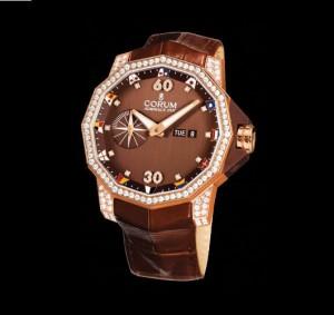celebrity corum watch - cristiano ronaldo